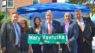 DROMM HOSTS MARY VAVRUSKA WAY STREET CO-NAMING : Ceremony honors the life and legacy of a long-time civic leader in Jackson Heights, Corona and East Elmhurst