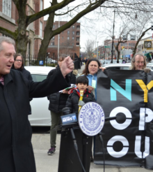 DROMM, PARENTS AND STUDENTS CALL ON NYC DOE TO INFORM PARENTS OF THEIR RIGHT TO OPT OUT OF STATE ELA & MATH TESTS