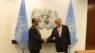 Foreign Secretary of Bangladesh meets UN Secretary-General Secretary-General expressed his admiration about Bangladesh's tremendous progress