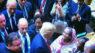 মার্কিন প্রেসিডেন্ট ট্রাম্প এগিয়ে এলেন, হাত মেলালেন প্রধানমন্ত্রী শেখ হাসিনা
