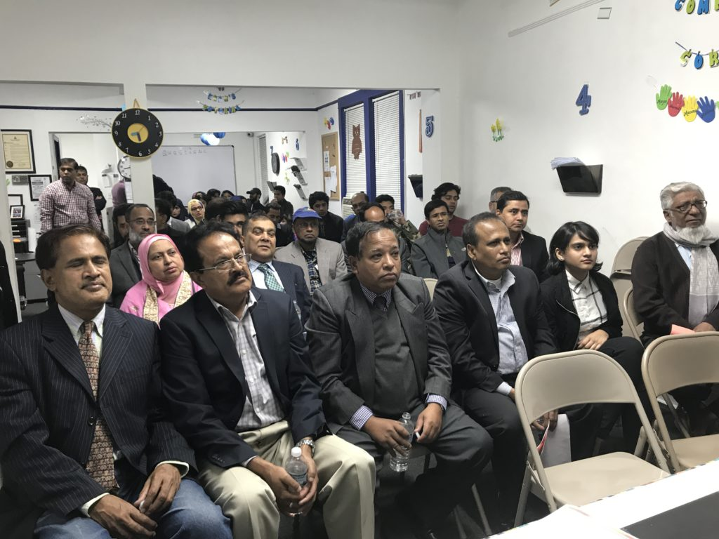 The Alliance of South Asian American Labor-ASAAL Bronx Chapter