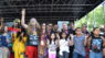 NYC Council Education Committee Chairperson Dromm, Bootsy Collins host John Lennon Educational Tour Bus Block Party in Jackson Heights