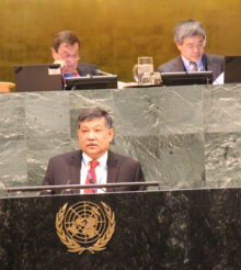"UN General Assembly adopted Bangladesh's resolution – ""Culture of Peace"""